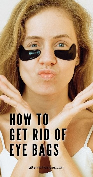 How to Get Rid of Eye Bags – 6 Quick Fixes - eyebags