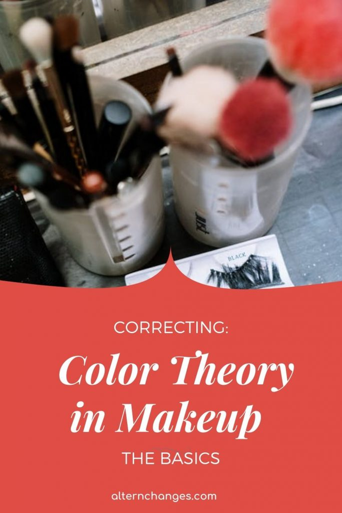 how to use color theory in makeup