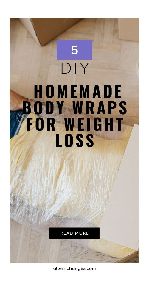 can I lose weight with body wraps