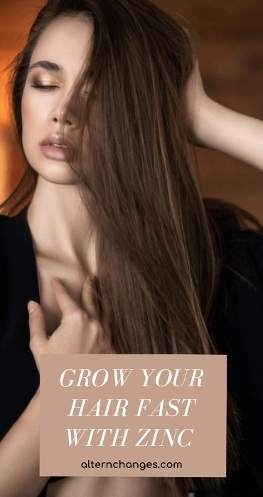 Grow your hair fast with Zinc foods